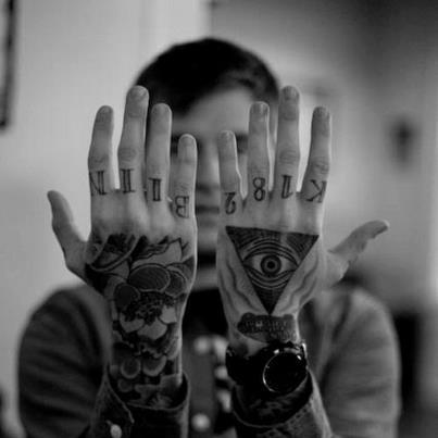 pin tumblr illuminati tattoos on pinterest