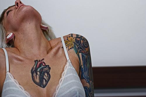 25 Best Heart Tattoos  SloDive  Tattoo Ideas Trending