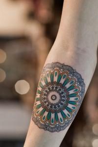 nice symbol tattoo