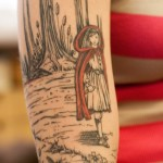 Fairytale tattoo