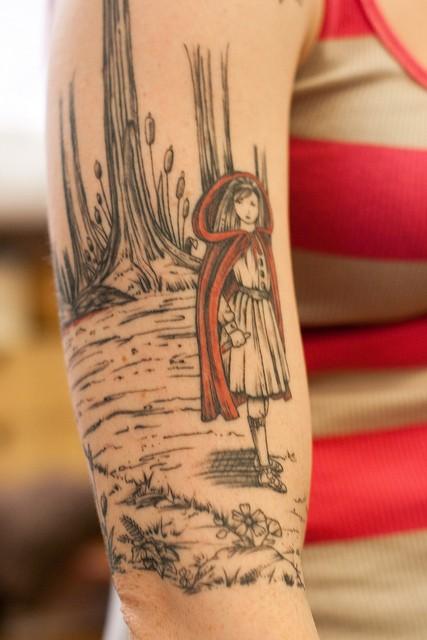 Fairytale Tattoo Best Tattoo Design Ideas