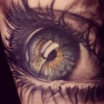 Absolutely amazing eye tat