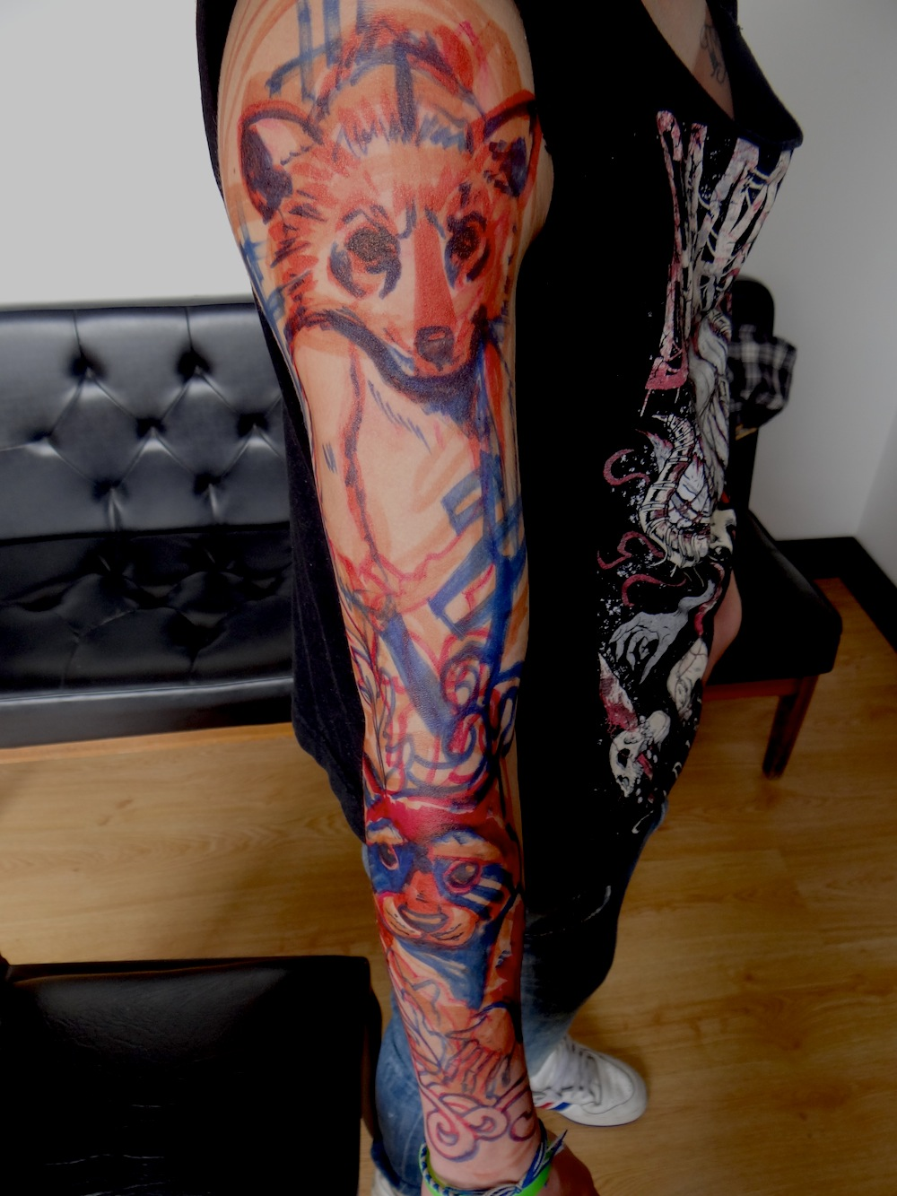 40 Awesome Tattoo Sleeve Designs  tattoomodels