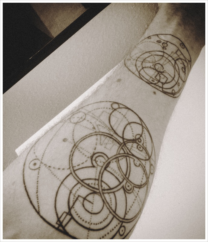 awesome science related tattoo best tattoo design ideas