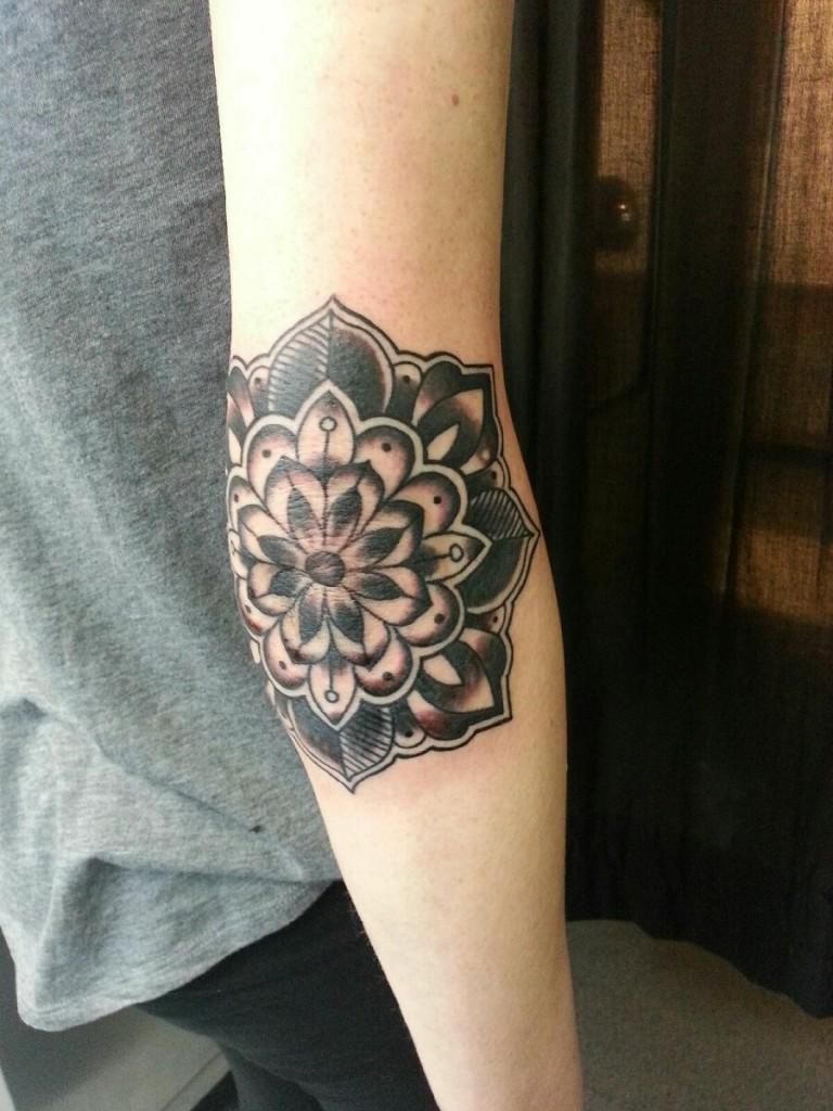 Cool Elbow Tattoo Best Tattoo Design Ideas