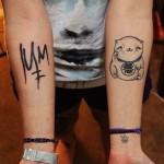 Cute arm tattoos