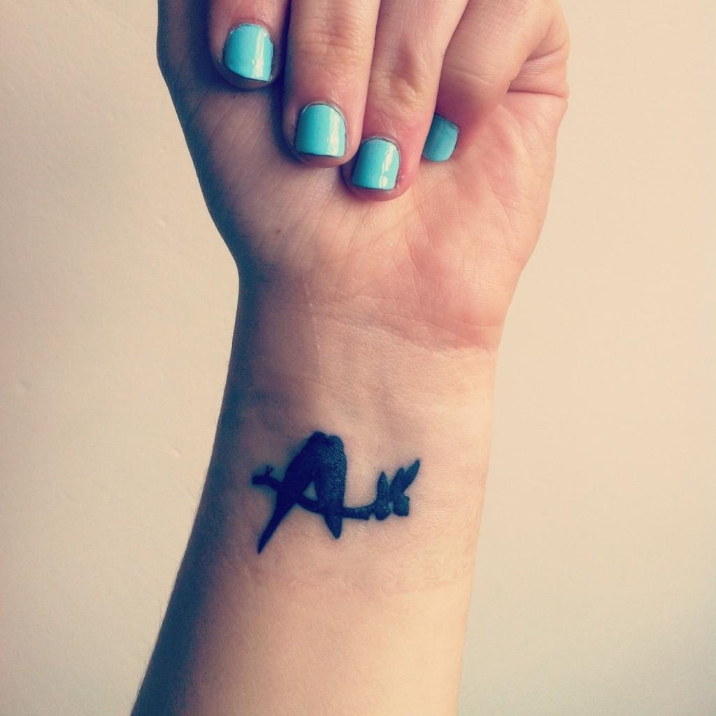 cute little tat | best tattoo design ideas