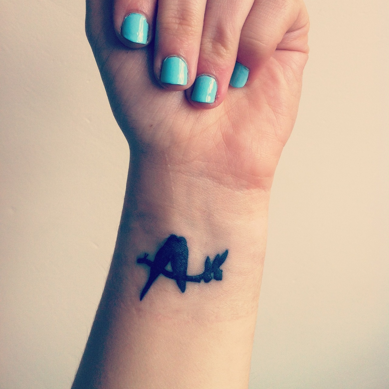 Cute little tat