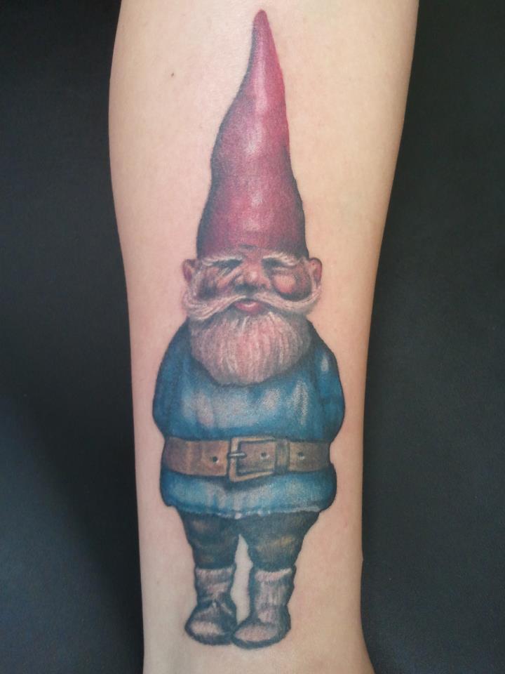 Dwarf tattoo