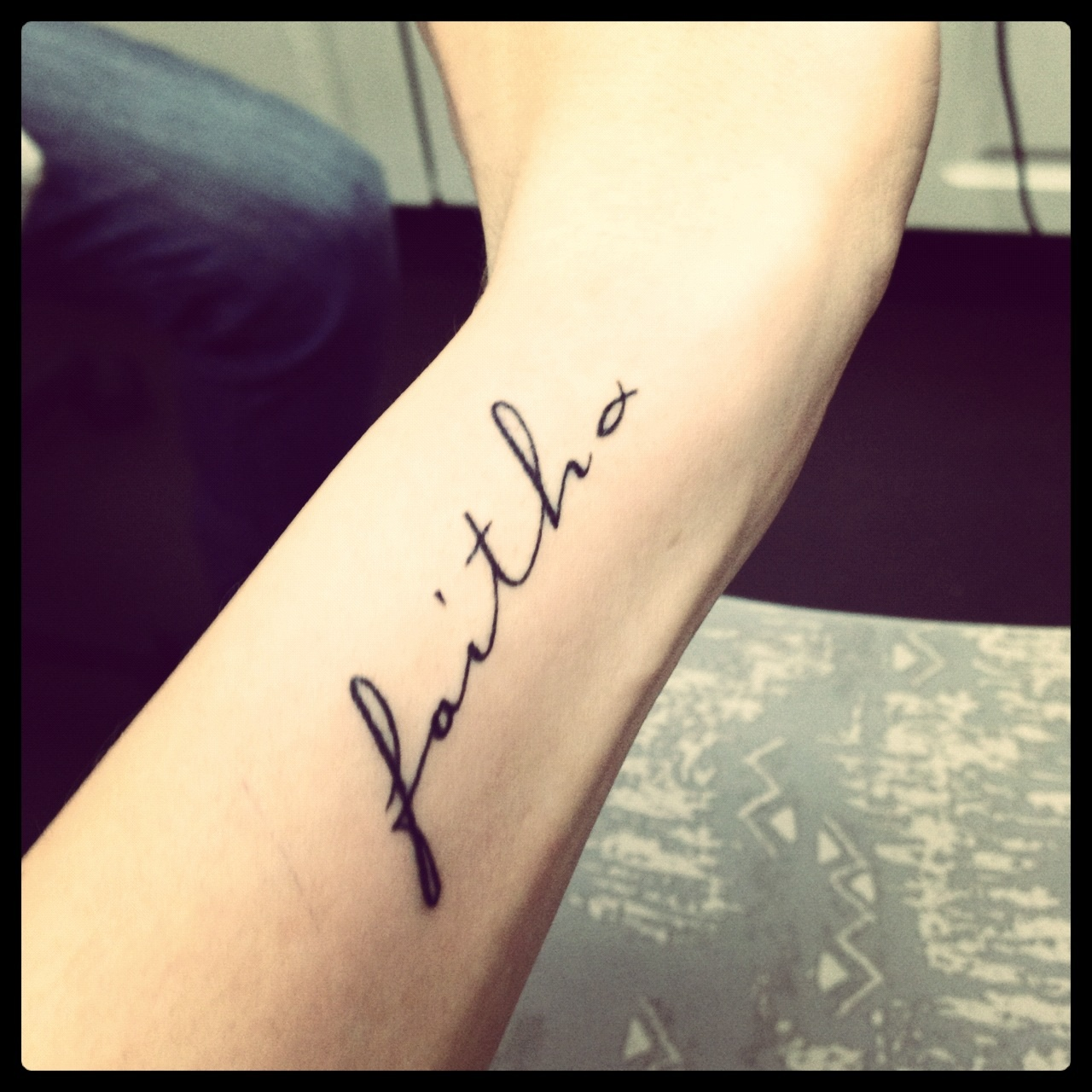 7326ef1031097 Faith | Best tattoo design ideas