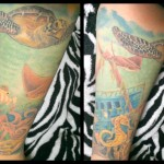 Sealife tattoo