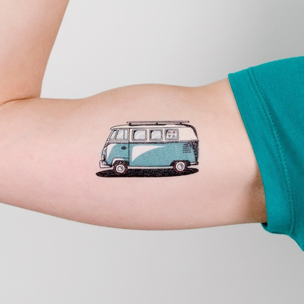 VW tattoo