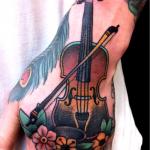 Cello tat
