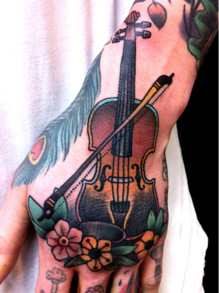 Cello tat