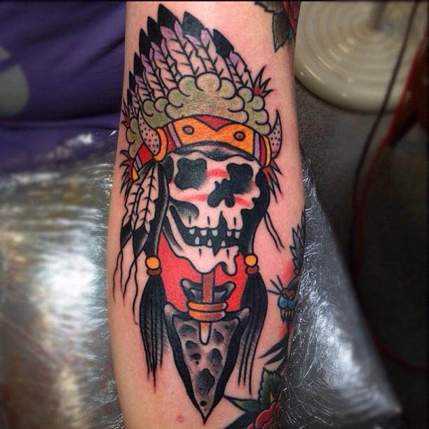0f846f761 Dead Indian | Best tattoo design ideas