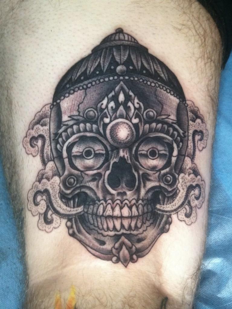 Mayan Skull | Best t