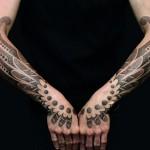 Wings tattoo idea