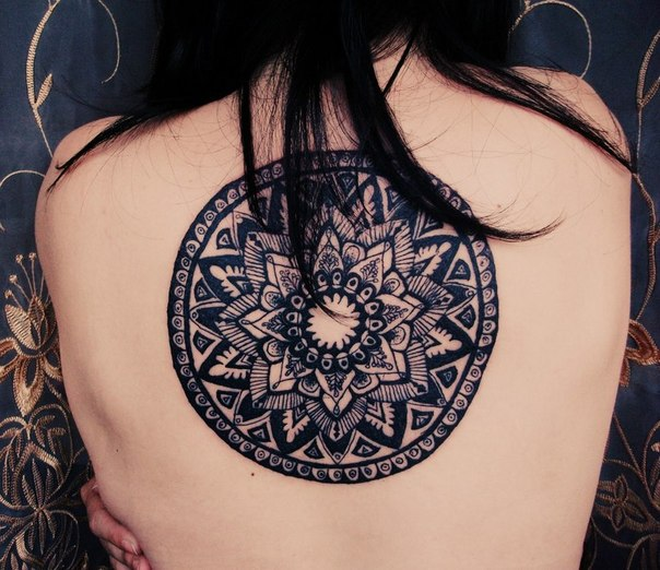 22 Mandala Tattoo Designs Ideas: Best Tattoo Ideas & Designs