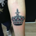 Crown Tat