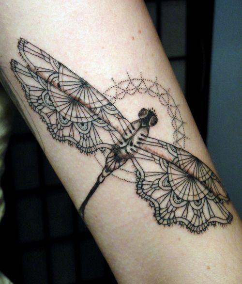 Dragonfly tat