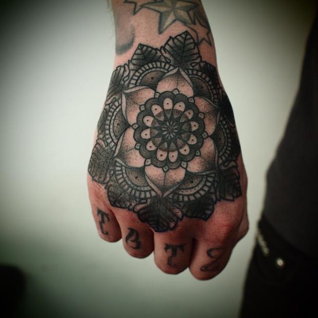 loving mandalas on pinterest mandala tattoo triangle