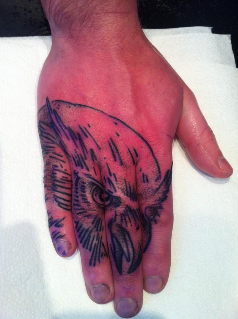 Hawk Hand