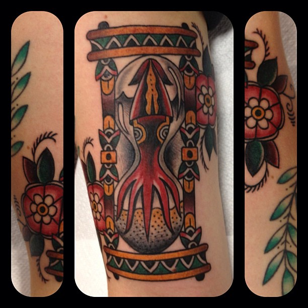 TattoosTraditional On Pinterest