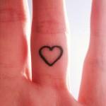 Minimal Heart Tat