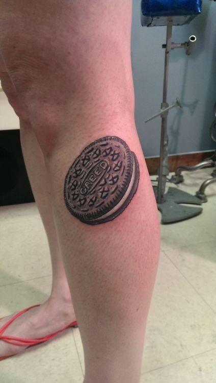 Oreo Tattoo