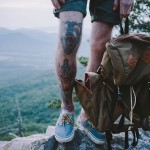 Tattoos. View. Vans. Backpack.