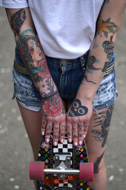 Those Classy Tattoos!