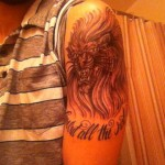 My Brave Lion