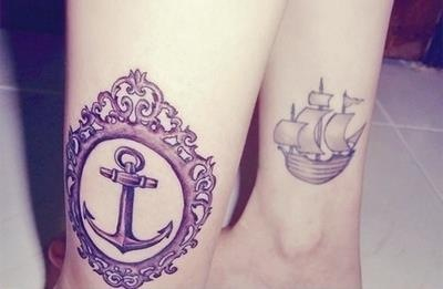 Anchor & Ship