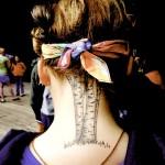 Awesome Neck Tattoo Idea
