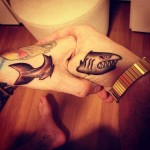 Awesome Shark Tattoo Idea