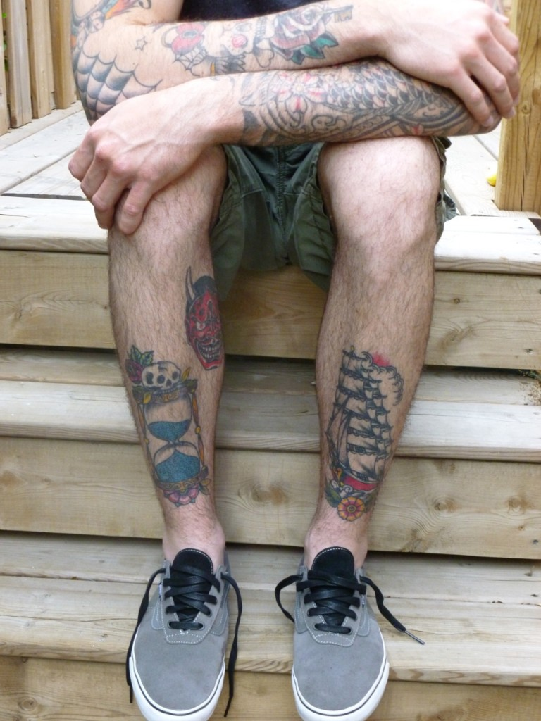 Guy's Tattoos