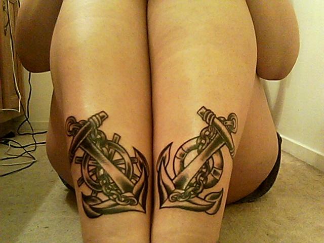 Leg Anchors