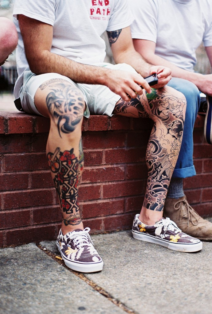 Nice Legs Tats