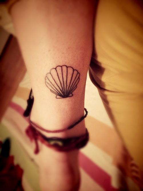 Shell tattoo best tattoo design ideas