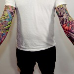 Awesome Arm Tattoos