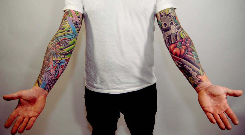 Awesome arm tattoo ideas for guys