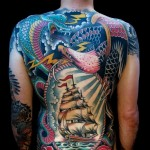 Awesome Fully Inked Back
