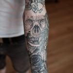Black Skull Ink