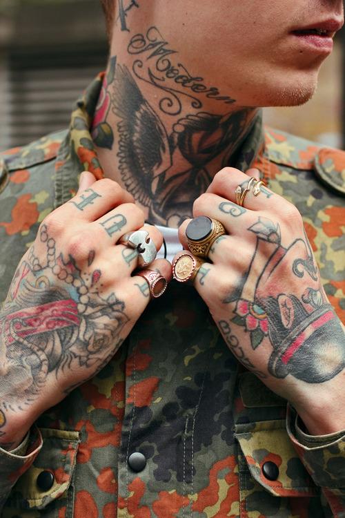 Classy Tattooed Guy