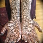 Henna Arms