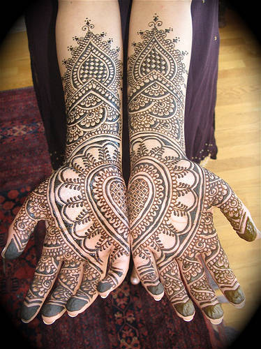 Henna Arms Best Tattoo Design Ideas