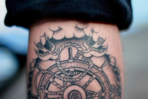 Sailor Tat Details