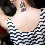 Ship Neck Tat