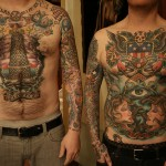 Tattooed Dudes