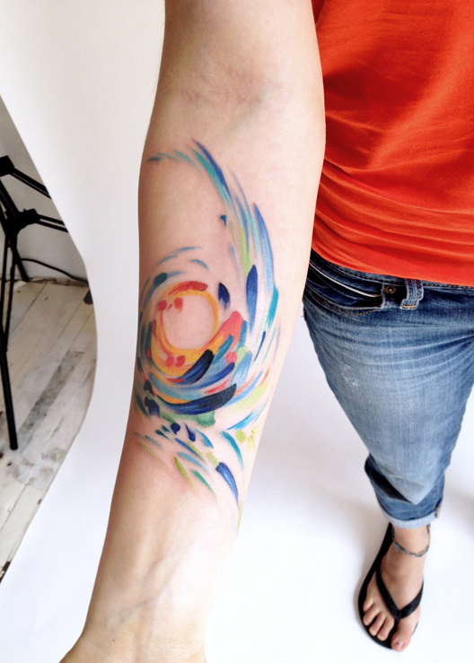 on Pinterest | Watercolor Tattoos, Abstract Watercolor and Abstract Watercolor Tattoos